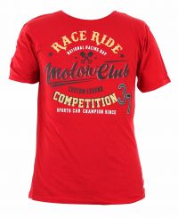 Race ride red