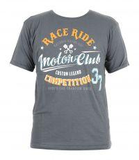 Race ride grey
