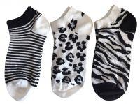 Kort Zebra 3-pack