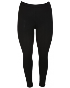 Grovstickad leggings