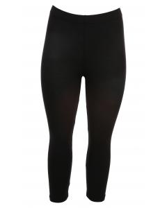 Legging capri svart