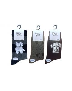 Lös resår hundar 3-pack