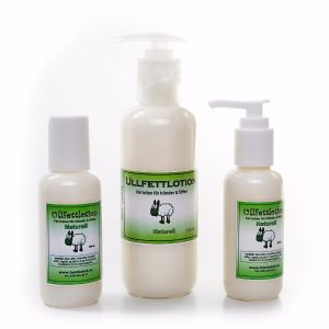 Ullfettlotion nat 250ml