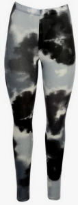 Legging black,grey