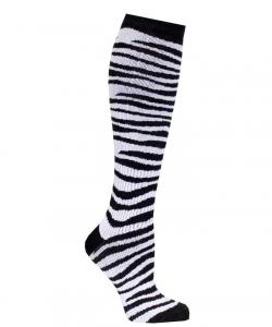 Stödstrumpa zebra