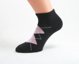 Sneakers svart,rosa
